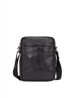 Mens Leather Bag Black