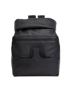 Mens S-BAG 50089 Cow Leather Black