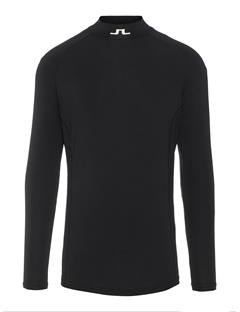 Mens Aello Soft Compression Layer Black