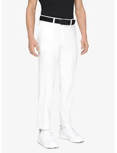 Elof Reg Light Poly Pants White