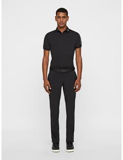 Mens Ellott Slim Micro Stretch Pants Black