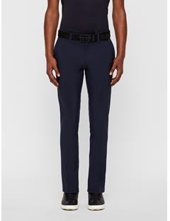 Mens Ellott Slim Micro Stretch Pants JL Navy