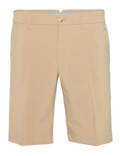 Mens Eloy Reg Micro Stretch Shorts Safari Beige
