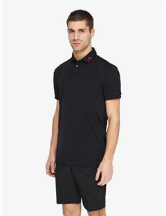 KV Reg TX Jersey Polo Black