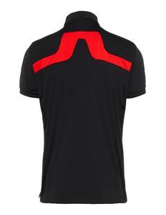 Mens KV Reg TX Jersey Polo Black