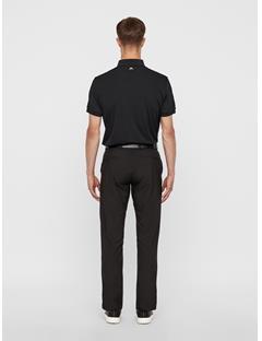Mens Tour Tech Slim TX Jersey Polo Black