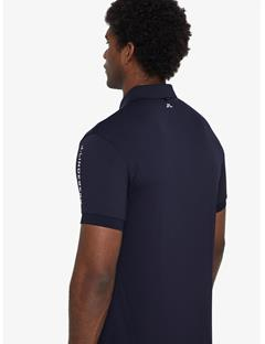 Mens Tour Tech Slim TX Jersey Polo JL Navy