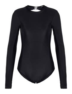 Womens Surfside Swim Suit Black