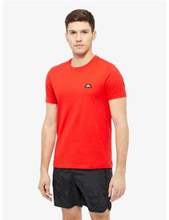 Bridge Jersey T-shirt Racing Red