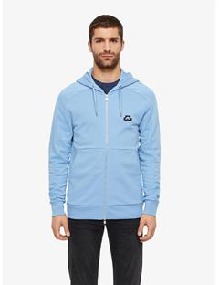 Throw Ring Loop Full Zip Hoodie Allure