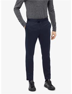Sasha Double Jersey Pants JL Navy