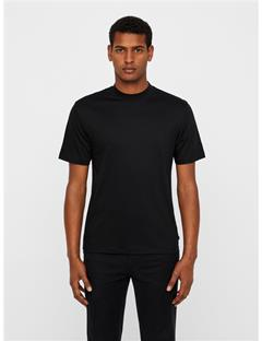 Mens Ace Smooth Jersey T-shirt Black