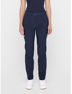 Womens Kay Bonded Micro Stretch Pants JL Navy