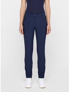 Womens Jasmine Micro Stretch Pants JL Navy