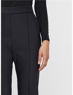 Womens Danielle Stretch Pants Black