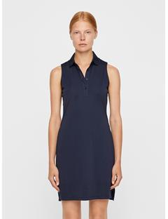 Womens Reeta TX Jersey Dress JL Navy