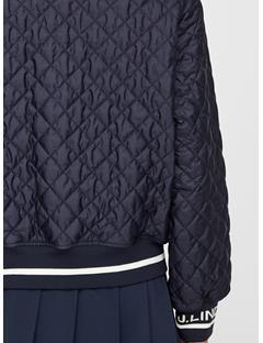 Womens Jorie Quilted Jacket JL Navy