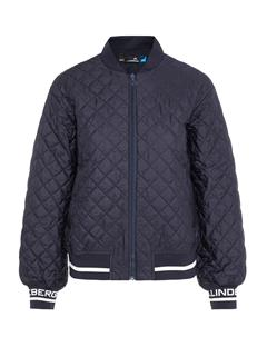 Womens Jorie Quilted Jacket JL Navy
