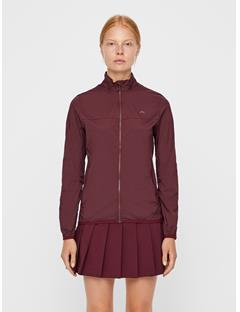 Womens Lilly Trusty Jacket Dark Mahogany