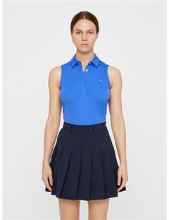 Womens Dena TX Jersey Polo Daz Blue