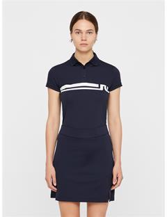Womens Orla TX Jersey Polo JL Navy