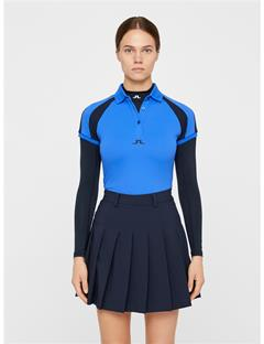 Womens Ilda TX Torque Polo Daz Blue