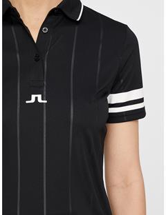 Febe TX Jersey Polo Black