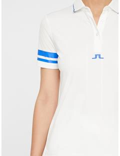 Febe TX Jersey Polo White