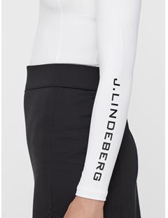 Womens Asa Soft Compression Layer White