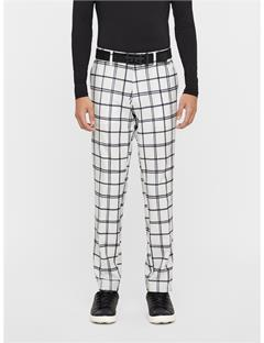 Ellott Micro Stretch Pants - Tight Window Pane