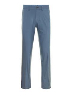 Mens Elof Slim Pants Dk Grey
