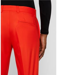 Elof Light Poly Pants - Slim Poppy Red