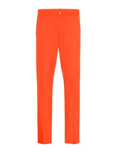 Mens Elof Slim Pants Poppy Red