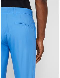 Elof Light Poly Pants - Slim Silent Blue