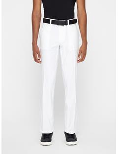Mens Elof Slim Pants White