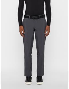 Mens Ellot Regular Stretch Pants Dk Grey