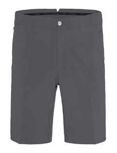 Mens Eloy Micro Stretch Shorts - Regular Dk Grey