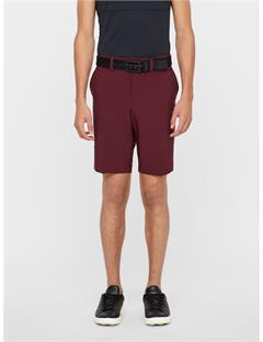 Eloy Micro Stretch Shorts - Tapered Dark Mahogany