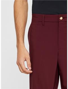 Eloy Micro Stretch Shorts - Tapered Dark Mahogany