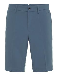 Eloy Micro Stretch Shorts - Tapered Dk Grey