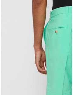 Eloy Micro Stretch Shorts - Tapered Fresh Green