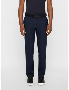 Elof Pin Stripe Pants - Regular JL Navy