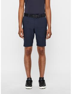 Mens Somle Pin Stripe Shorts - Tapered JL Navy