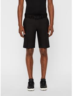 Mens Somle Light Poly Shorts - Tapered Black