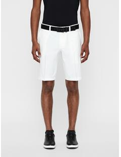 Mens Somle Light Poly Shorts - Tapered White