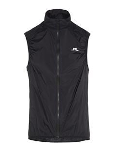 Mens Yosef Trusty Vest Black
