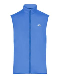 Mens Yosef Trusty Vest Daz Blue