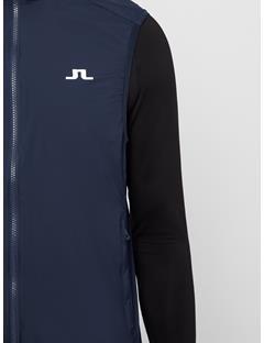 Mens Yosef Trusty Vest JL Navy