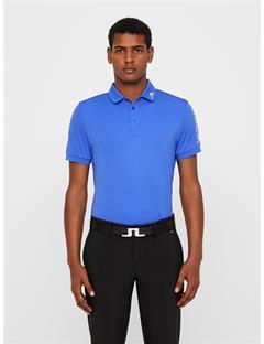 Mens Tour Tech TX Jersey Polo - Regular Fit Daz Blue