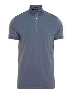 Mens Tour Tech TX Jersey Polo - Regular Fit Dk Grey